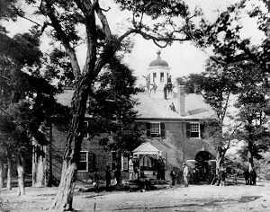 Fairfax courthouse civil war