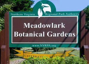 Meadowlark Botanical Gardens Vienna