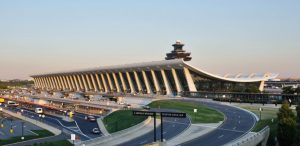 Chantilly Dulles Airport