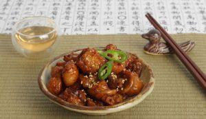 Korean Food Chantilly