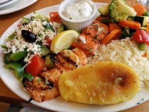 Manas Greek Food