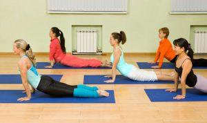 Oakton Yoga