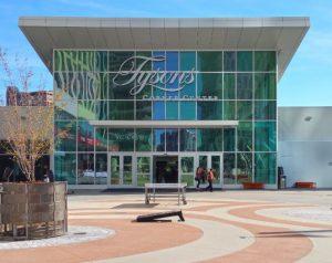 Tysons Corner center entrance