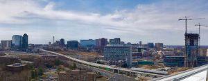 Tysons skyline