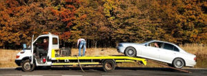 Triangle Tow Truck